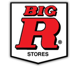 What are the locations of Big R farm supply stores?